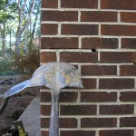 Brick Crack After Foundation Supported